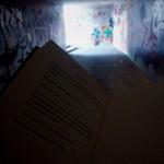 Orte, an denen man Bücher zu Ende liest (5): die versiffte Unterführung